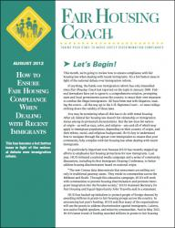 Fair Housing Coach